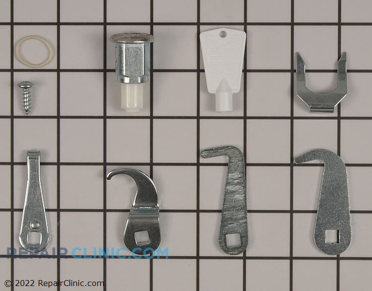 Door Latch WR5X87 Alternate Product View