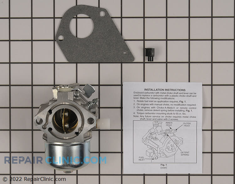 Carburetor 499158          Alternate Product View