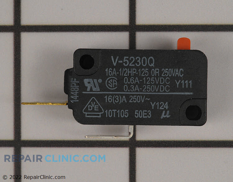 Micro Switch 66236 Alternate Product View