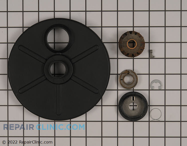 Wheel Spindle 532193367 Alternate Product View