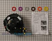 Draft Inducer Motor - Part # 4322576 Mfg Part # S1-32647781000
