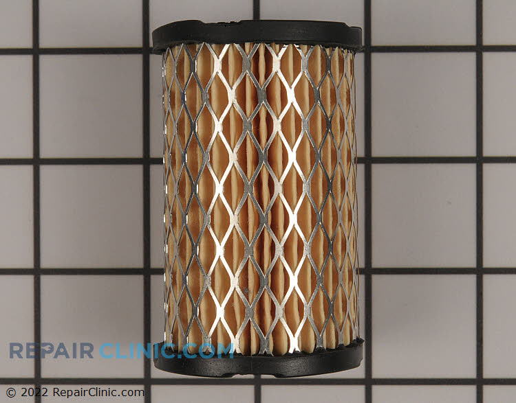 Tecumseh air cleaner (or air filter). If the air filter is clogged or dirty, the engine may not start or may run rough.