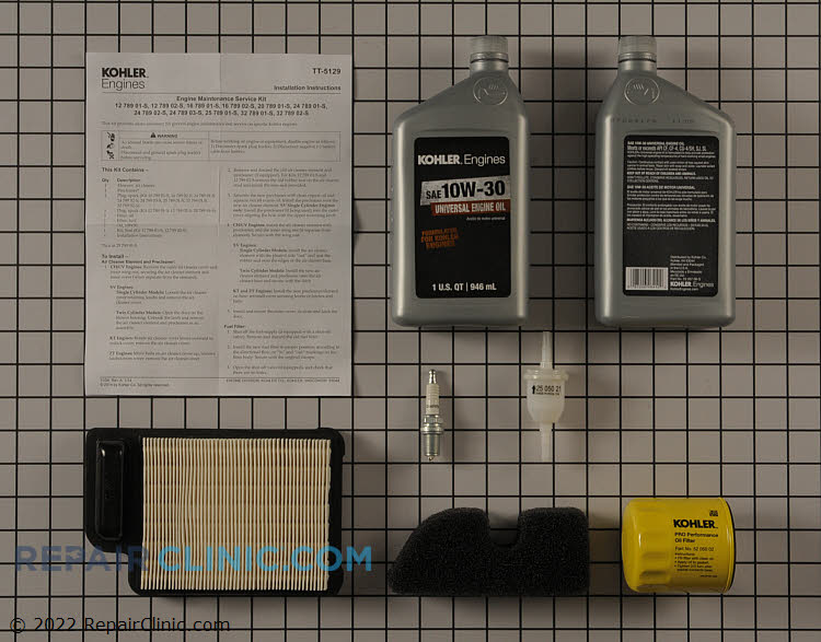 Tune-Up Kit 20 789 01-S Alternate Product View