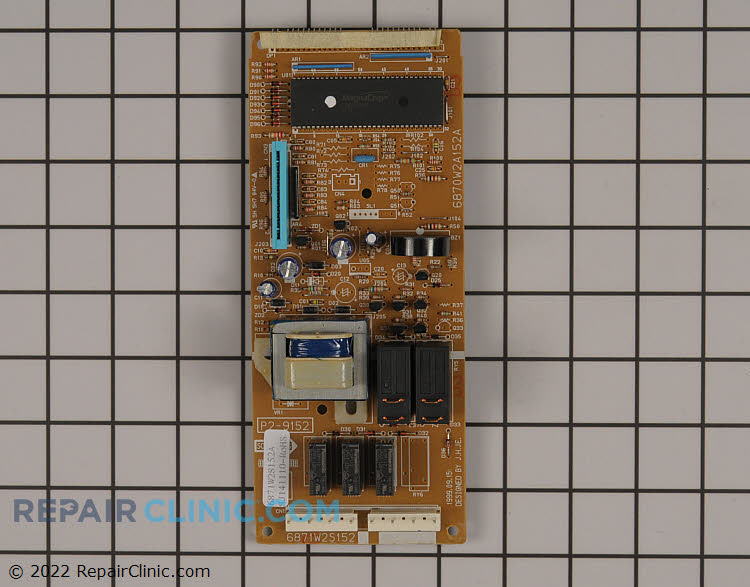 Main Control Board 6871W2S152A Alternate Product View