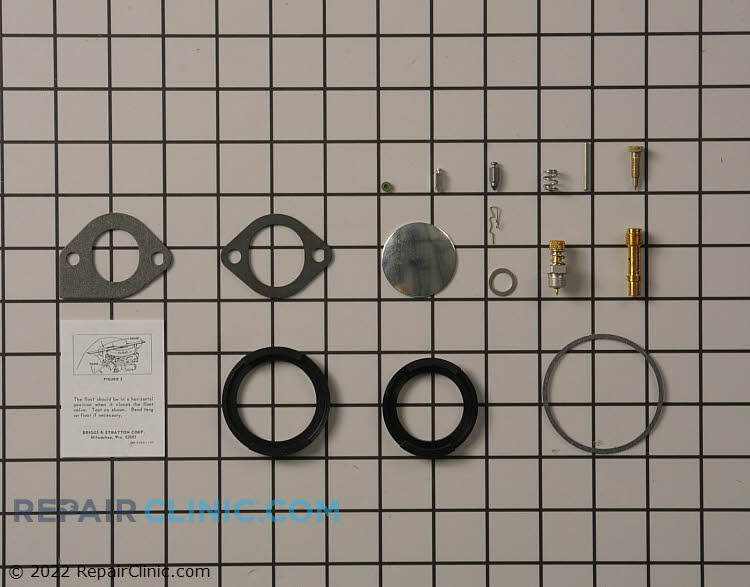 Carburetor Repair Kit 394698          Alternate Product View
