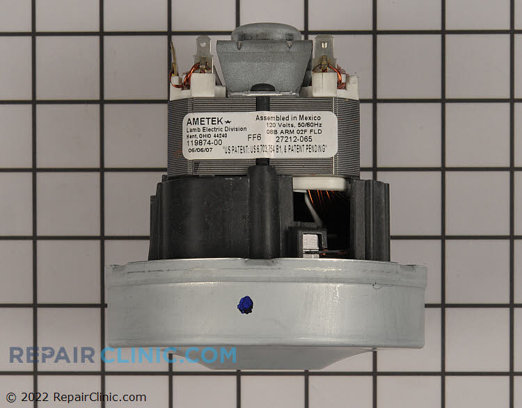 Fan Motor 93001747        Alternate Product View