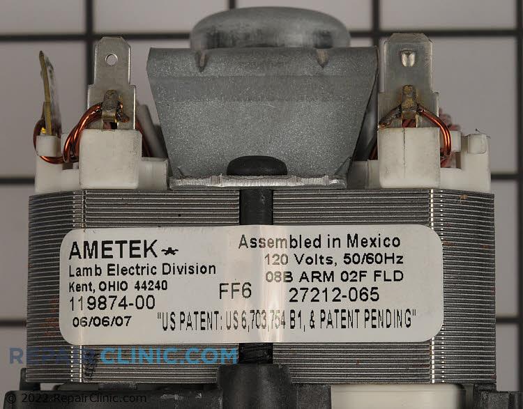 Fan Motor 93001747        Alternate Product View