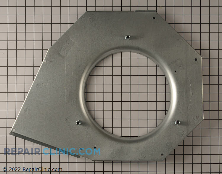 Side plate assembly