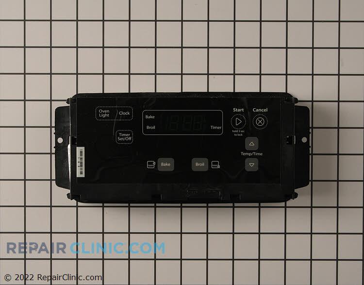 Whirlpool Gas Range Oven Replace Control Board #W10556710