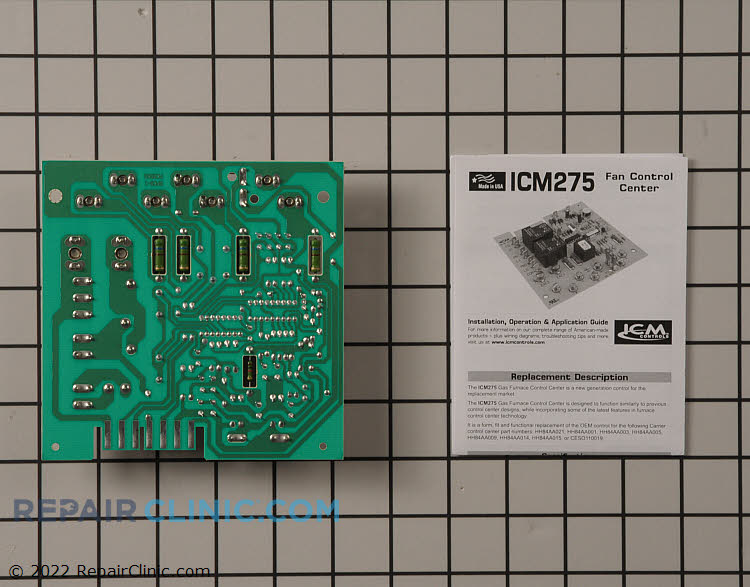 Motor Control Board ICM275 Alternate Product View