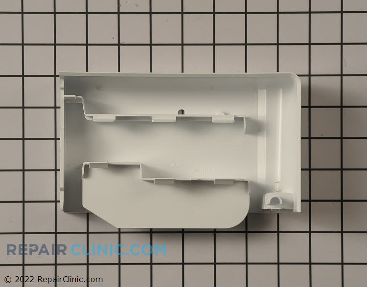 Dispenser Drawer Handle W10772276 Alternate Product View