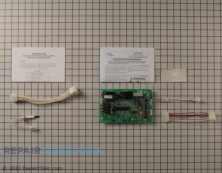Control Board PCBBF124S Alternate Product View