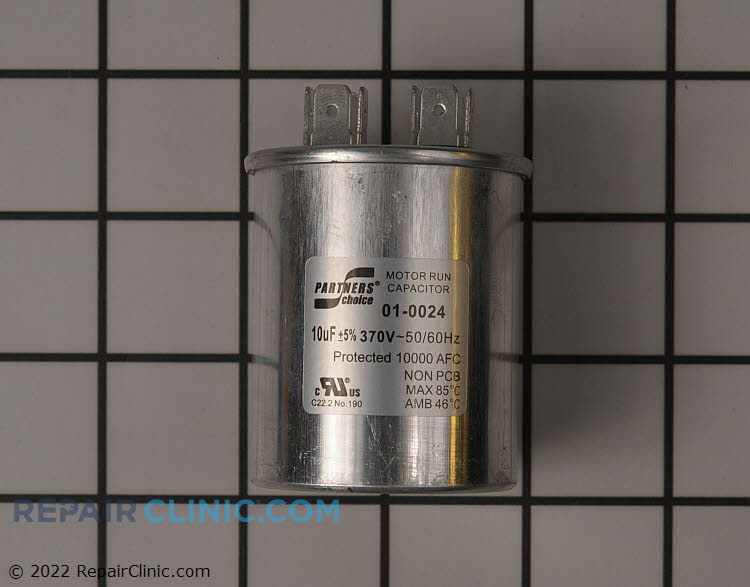 Run Capacitor 01-0024 Alternate Product View