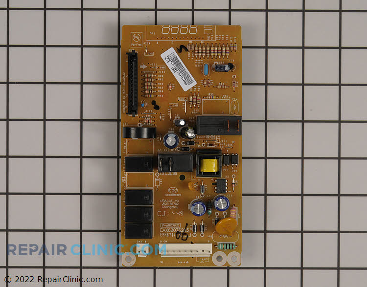 Control Board EBR67471706 Alternate Product View