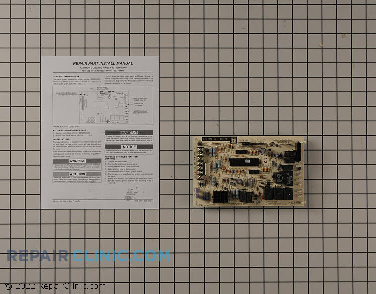 Control Board S1-33103009000 Alternate Product View