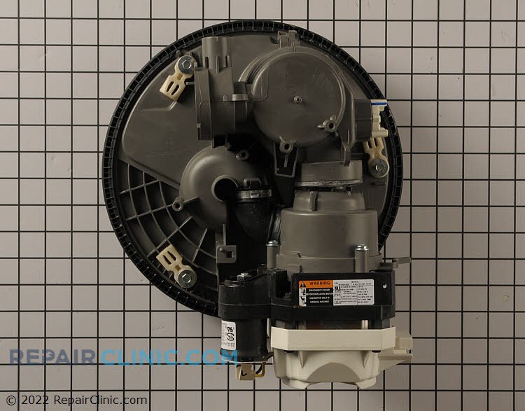 Dishwasher Pump And Motor Assembly Wpw10591570 Fast