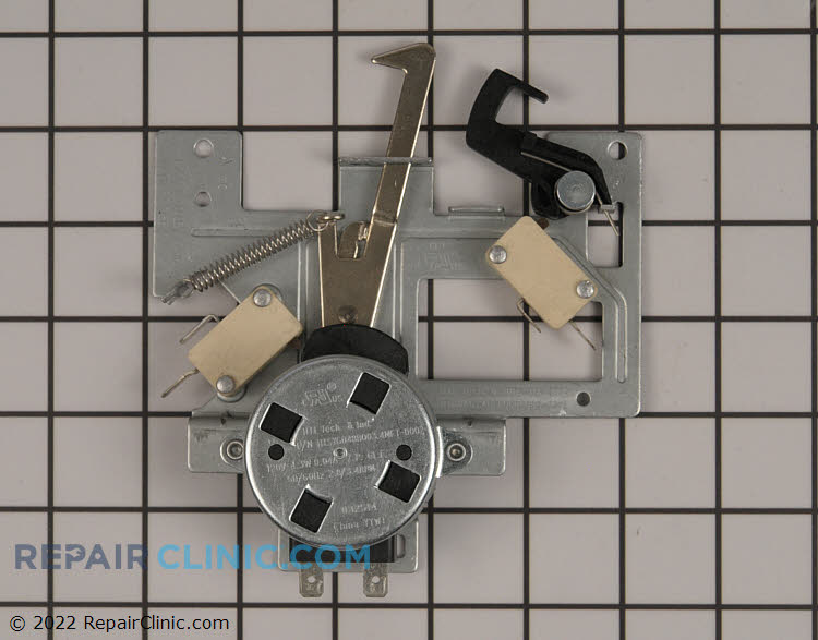 Door Lock Motor And Switch Assembly W10883049 Fast