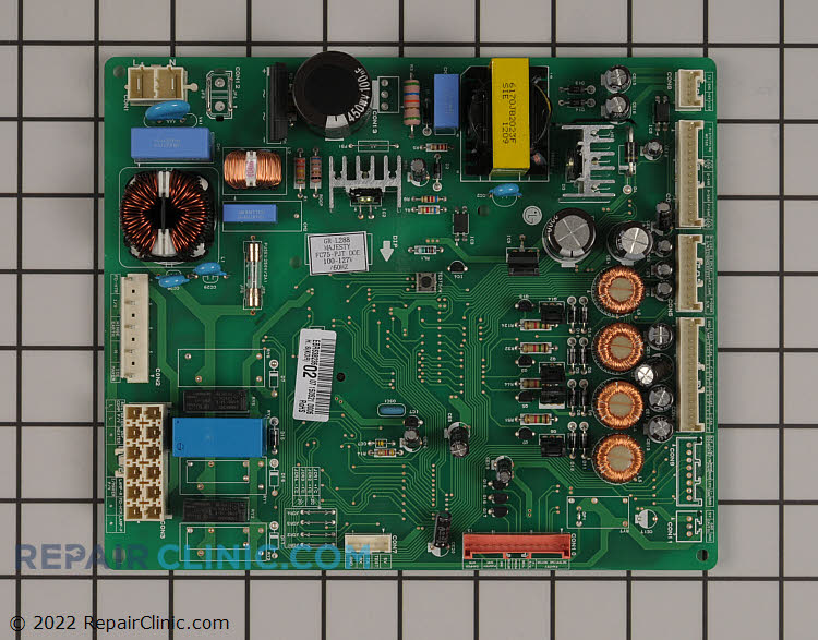 Main Control Board EBR63823602 Alternate Product View