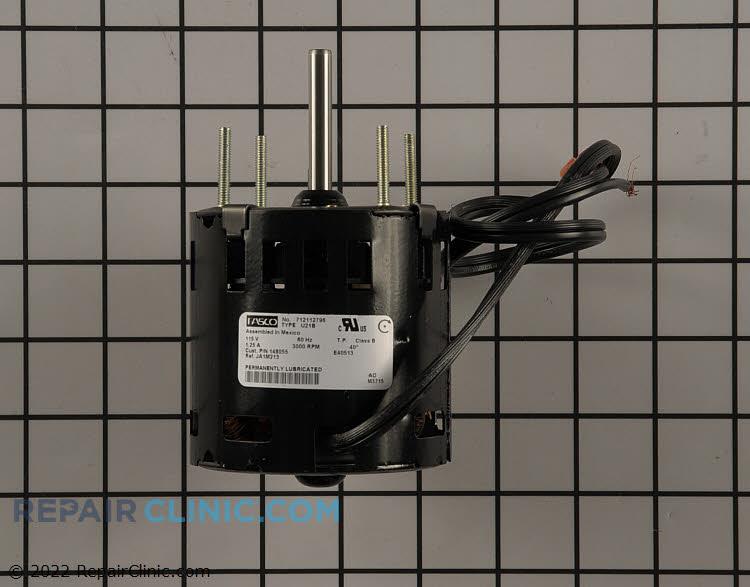 Venter motor - magnetek # ja1m213n ft100/125