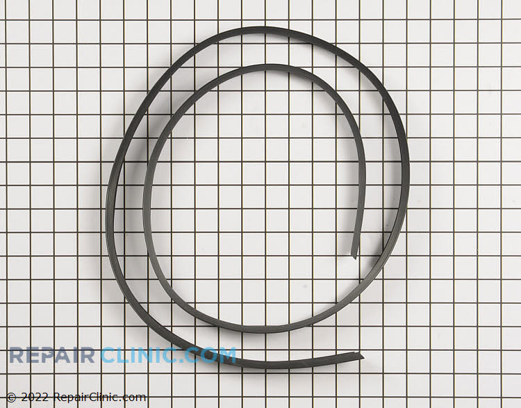 Dishwasher door gasket. Will measure roughly 71 inches and can stretch up to 75 inches.
