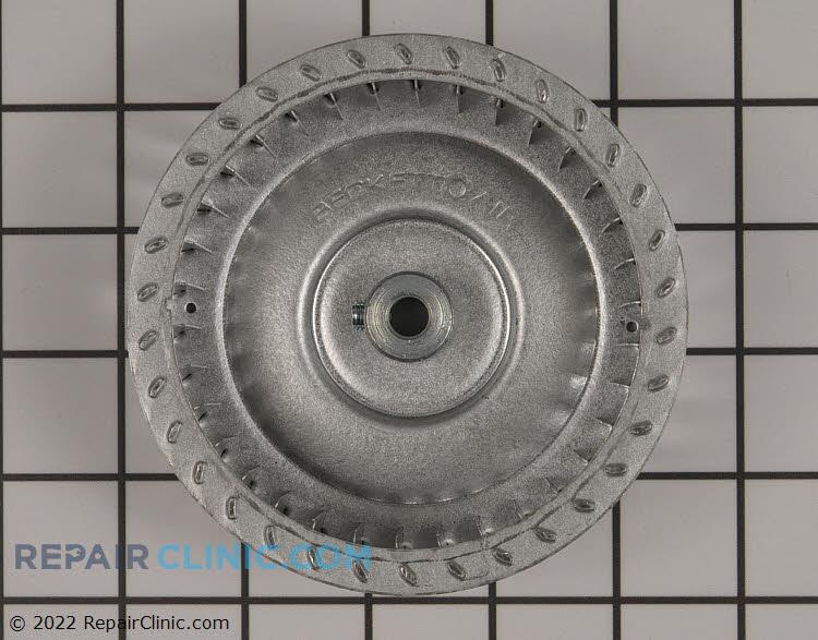 Wheel; fan, steel, 4.25 dia x 1.25 lg, .312 bore, c