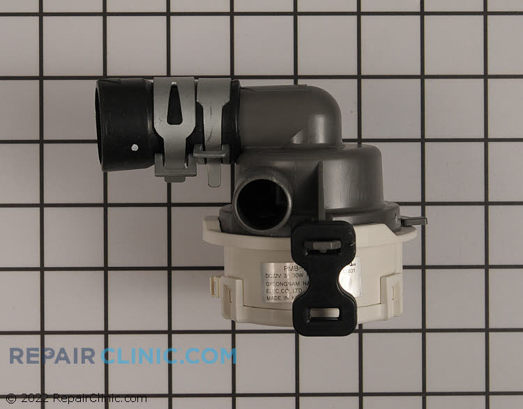Drain Pump ABQ73503004 Alternate Product View