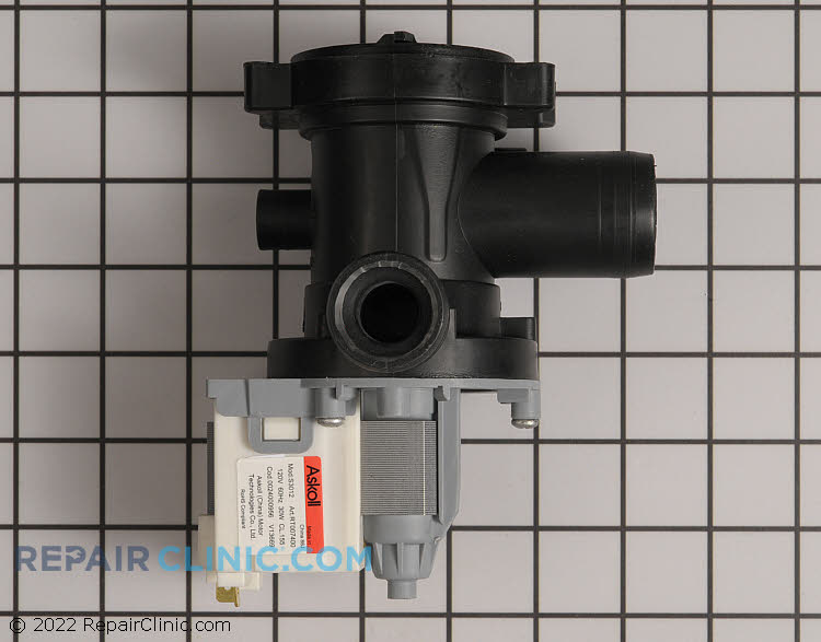 Drain Pump WD-5470-22 Alternate Product View