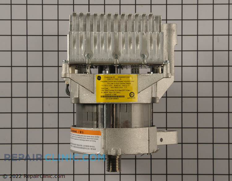 Drive Motor WD-4550-87      Alternate Product View