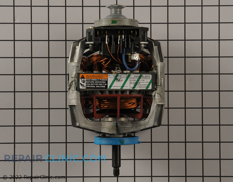 Drive Motor WP2200376 Alternate Product View