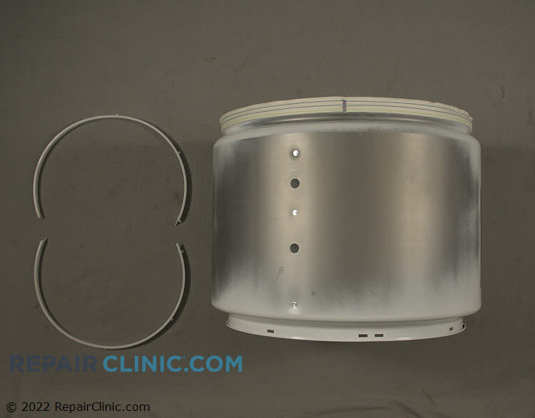Drum Assembly W10899578 Alternate Product View
