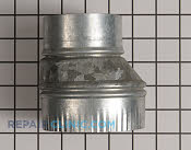 Duct Connector - Part # 2337954 Mfg Part # S1-02631243000