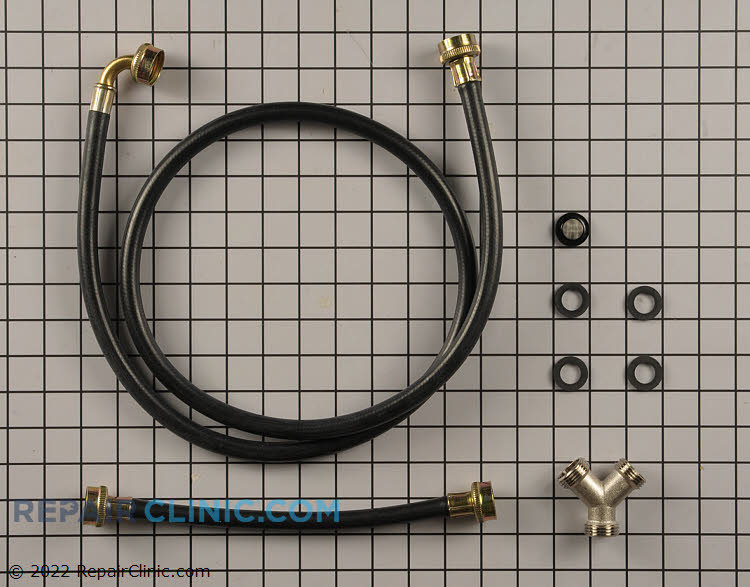 Dryer Fill Hose We25x20060 Fast Shipping Repair Clinic