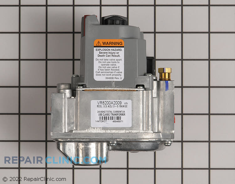 Unit Heater Gas Valve Assembly J28r02098 002 Fast