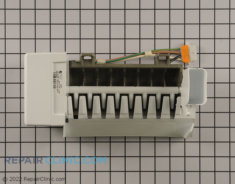 Refrigerator Ice Maker Assembly Wpw10272869 Fast