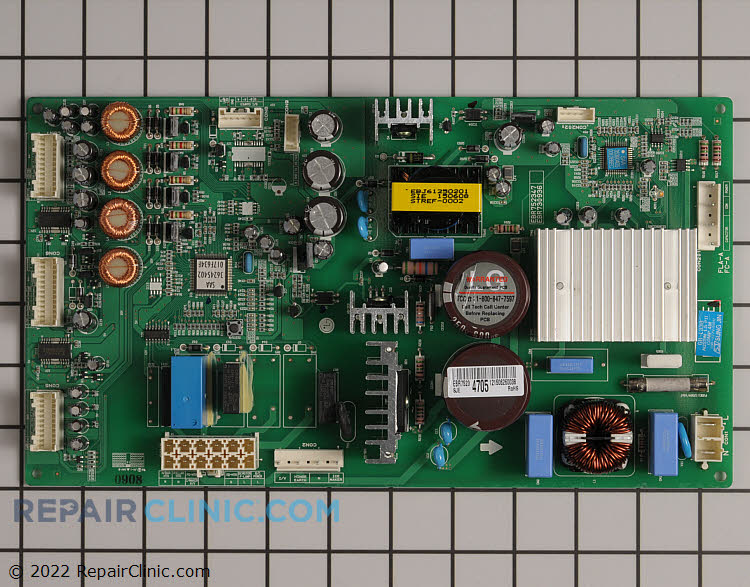 Main Control Board EBR75234705 Alternate Product View
