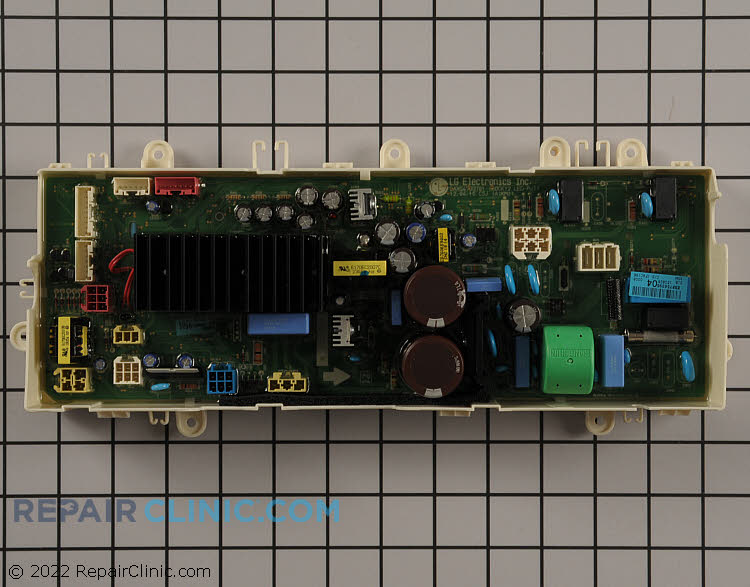 Main Control Board EBR75639504 Alternate Product View