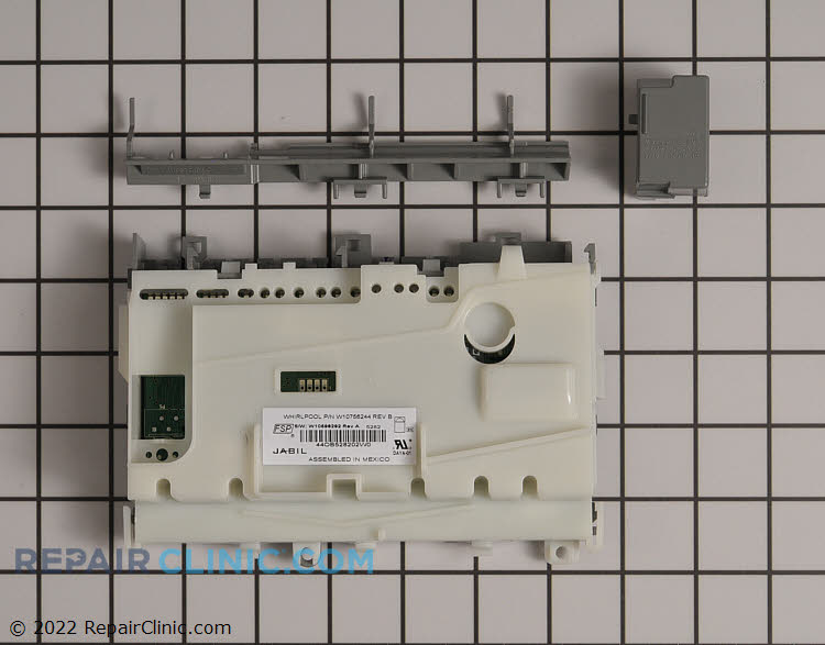 Main Control Board W10906422 Alternate Product View