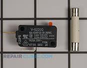 Micro Switch - Part # 634759 Mfg Part # 5303319559