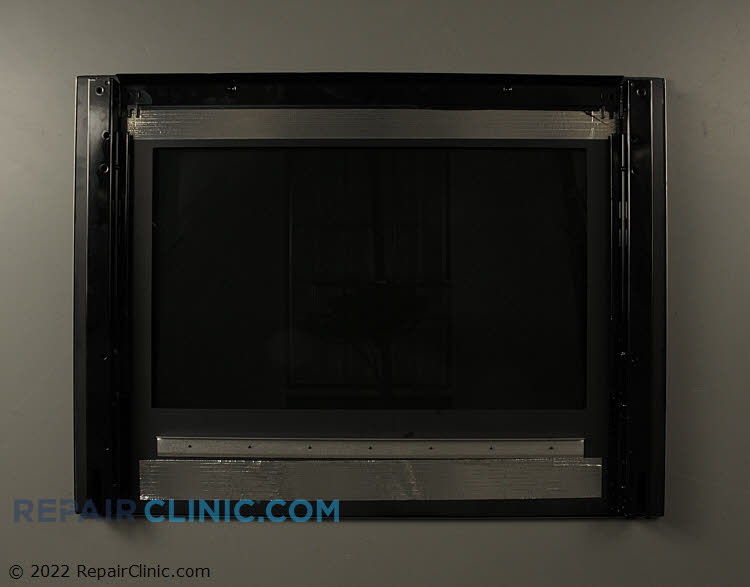 kitchenaid microwave door parts: fast shipping