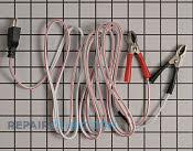 Power Cord - Part # 4454969 Mfg Part # 32660-894-BCX12