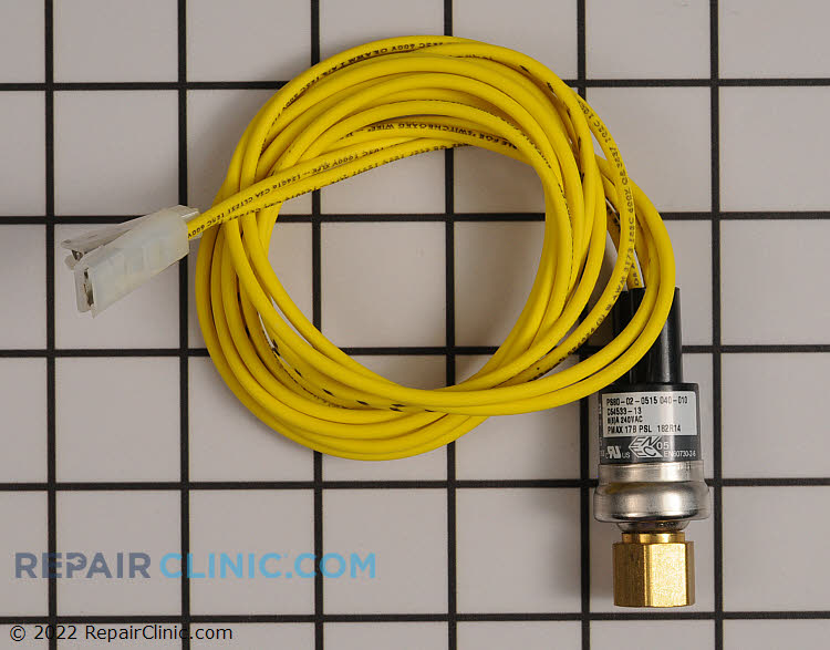 Pressure Switch C6453306 Alternate Product View