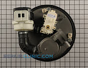 Pump and Motor Assembly - Part # 2210245 Mfg Part # WPW10418331