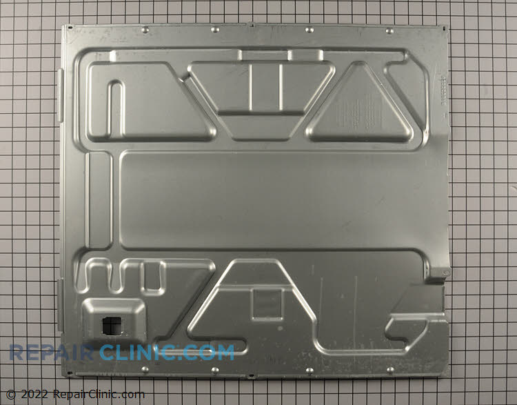 Rear Panel WPW10250884 Alternate Product View