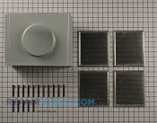 Recirculating Vent Kit - Part # 3451505 Mfg Part # W10692908