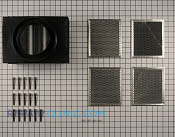 Recirculating Vent Kit - Part # 3451506 Mfg Part # W10692909