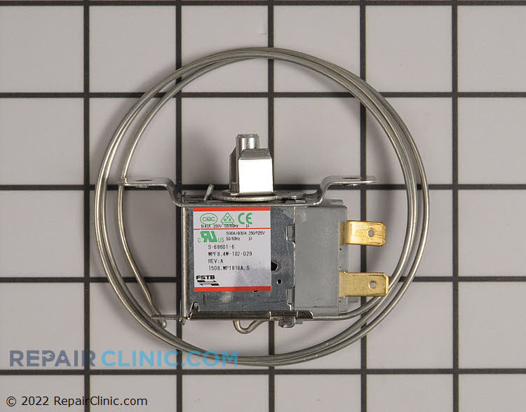Temperature Control Thermostat WP68601-6 Alternate Product View