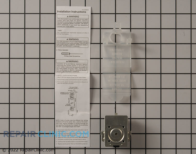 Thermostat 100108422 Alternate Product View