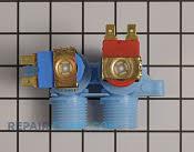 Water Inlet Valve - Part # 3029884 Mfg Part # WH13X10052