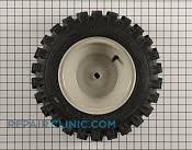 Wheel Assembly - Part # 1822728 Mfg Part # 634-04136-0911