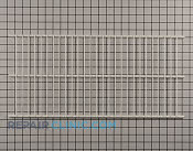 Wire Shelf - Part # 4362277 Mfg Part # W10838567